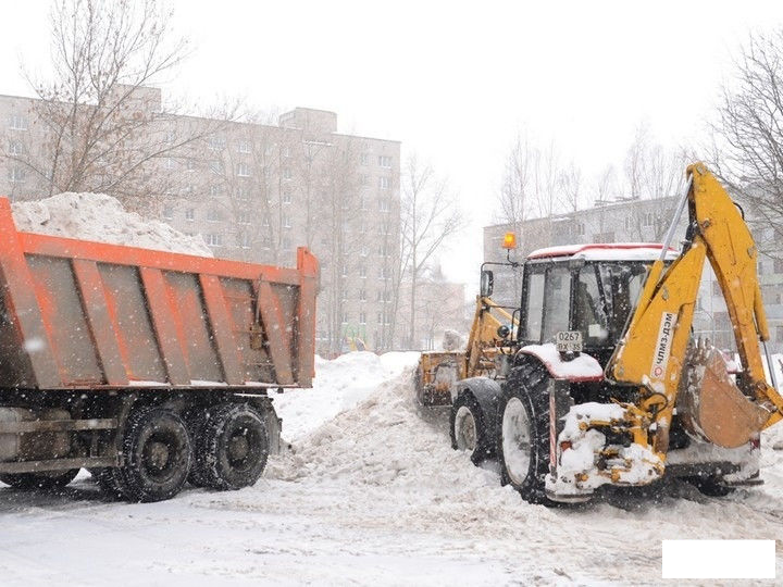 Расценки на уборку территории от снега