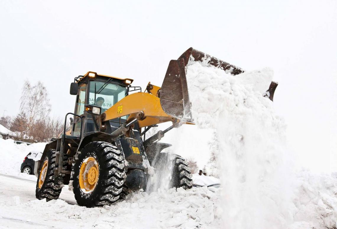 Насадка на культиватор крот для уборки снега